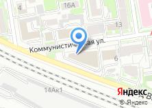 Компания «ТРАНСЭКСПРЕСС 154» на карте