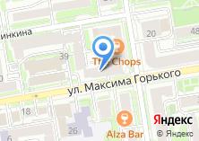 Компания «ДОМ МОД» на карте