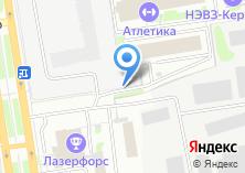Компания «Сибирский Центр Дезинфекции» на карте