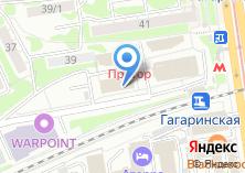 Компания «Астра плюс» на карте