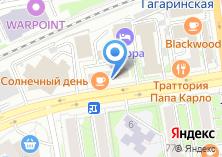 Компания «СибТеплоТех» на карте