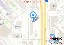 Компания «ParkerStore» на карте