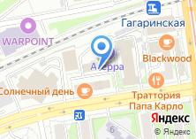 Компания «АНТ-НовосибирскДорСтрой» на карте