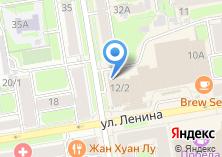 Компания «Венгеровский мясокомбинат» на карте