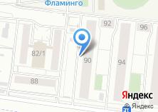 Компания «Манюнин гусь» на карте
