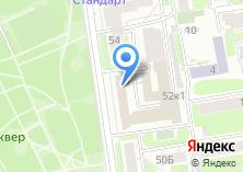 Компания «Информационно-коммуникационные системы» на карте