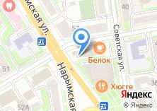 Компания «Закусочная на Сибирской» на карте