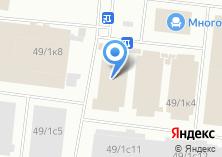 Компания «Роджер» на карте