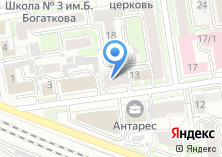 Компания «Строящийся жилой дом по ул. Коммунистическая» на карте