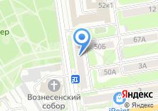Компания «Хорал» на карте