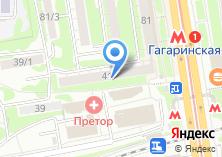 Компания «НЭИС-Телеком Сибирь» на карте