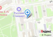 Компания «Модные ткани» на карте