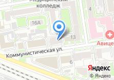 Компания «Стоматологическая клиника Елены Соловьёвой» на карте