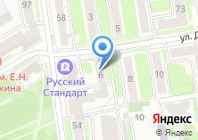Компания «Сибиряк54» на карте