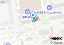 Компания «Милавица-Новосибирск» на карте