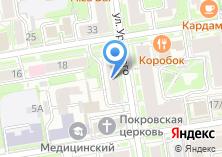 Компания «Детский сад №1 Ромашка» на карте