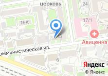 Компания «МИС сервис» на карте