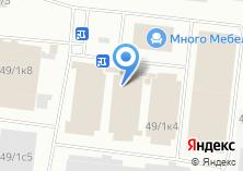 Компания «Феона» на карте