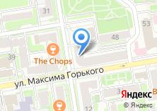 Компания «Мастерская общения» на карте