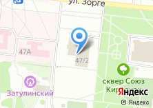 Компания «Respublica» на карте
