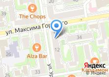 Компания «Сибирская межрегиональная ассоциация страховщиков» на карте