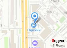 Компания «Баязет» на карте