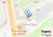Компания «Прайм» на карте