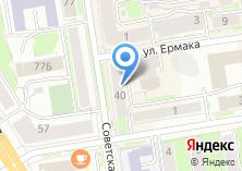 Компания «АЁ-СУШИ» на карте