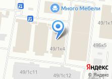 Компания «Симкор» на карте