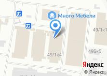Компания «Уют-Н» на карте