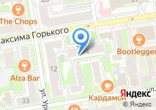 Компания «Амбрелла Групп» на карте