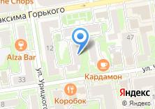 Компания «СИБЛЕСДРЕВ» на карте