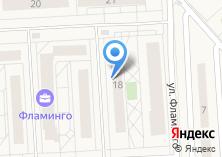 Компания «Новосибирский квартал» на карте