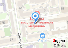 Компания «85градусов.ру» на карте