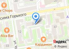 Компания «АТЭК-Негабарит» на карте