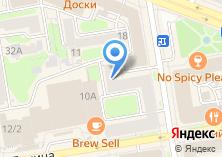 Компания «Чернов & Чернов» на карте