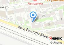 Компания «Телефонная компания» на карте