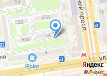 Компания «Областной врачебно-физкультурный диспансер» на карте