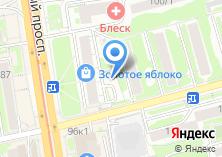 Компания «Атлон» на карте
