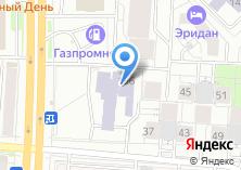 Компания «Новосибирский государственный технический университет» на карте