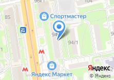 Компания «НОВОСИБИРСКИЙ ГОРЖИЛОБМЕН» на карте