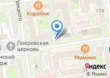 Компания «Данон-Юнимилк» на карте