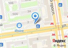 Компания «Кредит-Брокер-Сервис» на карте