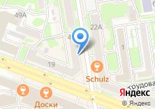 Компания «МРЖК» на карте