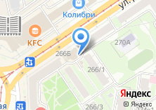 Компания «Суши-Буфет» на карте