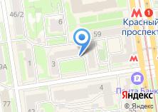 Компания «СантехКомплектация» на карте