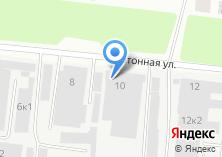 Компания «СибПродМонтаж» на карте