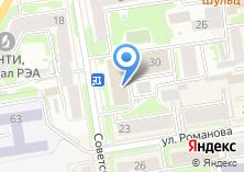 Компания «Сервисная Фабрика» на карте
