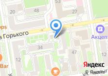Компания «Декоррум» на карте