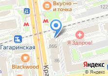 Компания «Финансовые решения» на карте